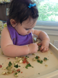 Figuring Out Finger Food