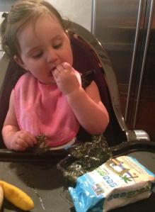 audrey seaweed