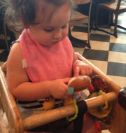 Dining Out Tip: The Attachable Toy