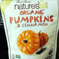Fun Snack Idea: Freeze-Dried Pumpkin
