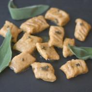 Recipe: Sweet Potato Gnocchi with Apple Cider-Sage Sauce