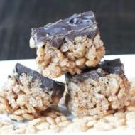 Recipe: Brown Rice Crispy Treats