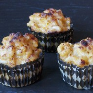Recipe: Butternut Squash Mac n' Cheese Muffins