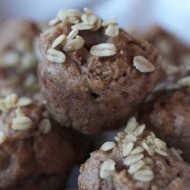 Recipe: Cinnamon Sweet Potato Muffins with Oatmeal Streusel
