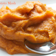 Recipe: Sweet Potato Mash