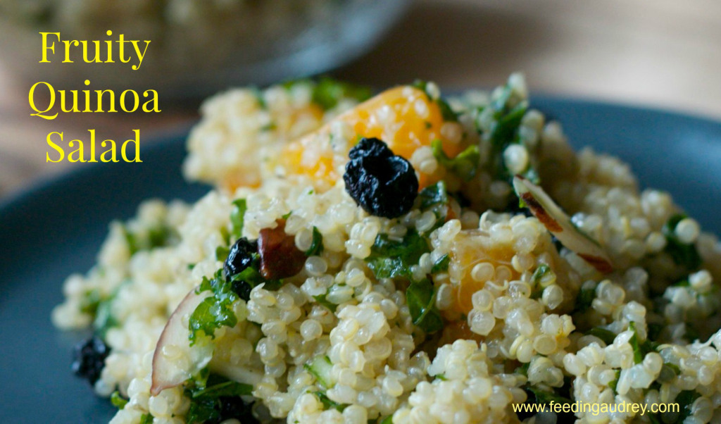 Fruity Quinoa Salad 2