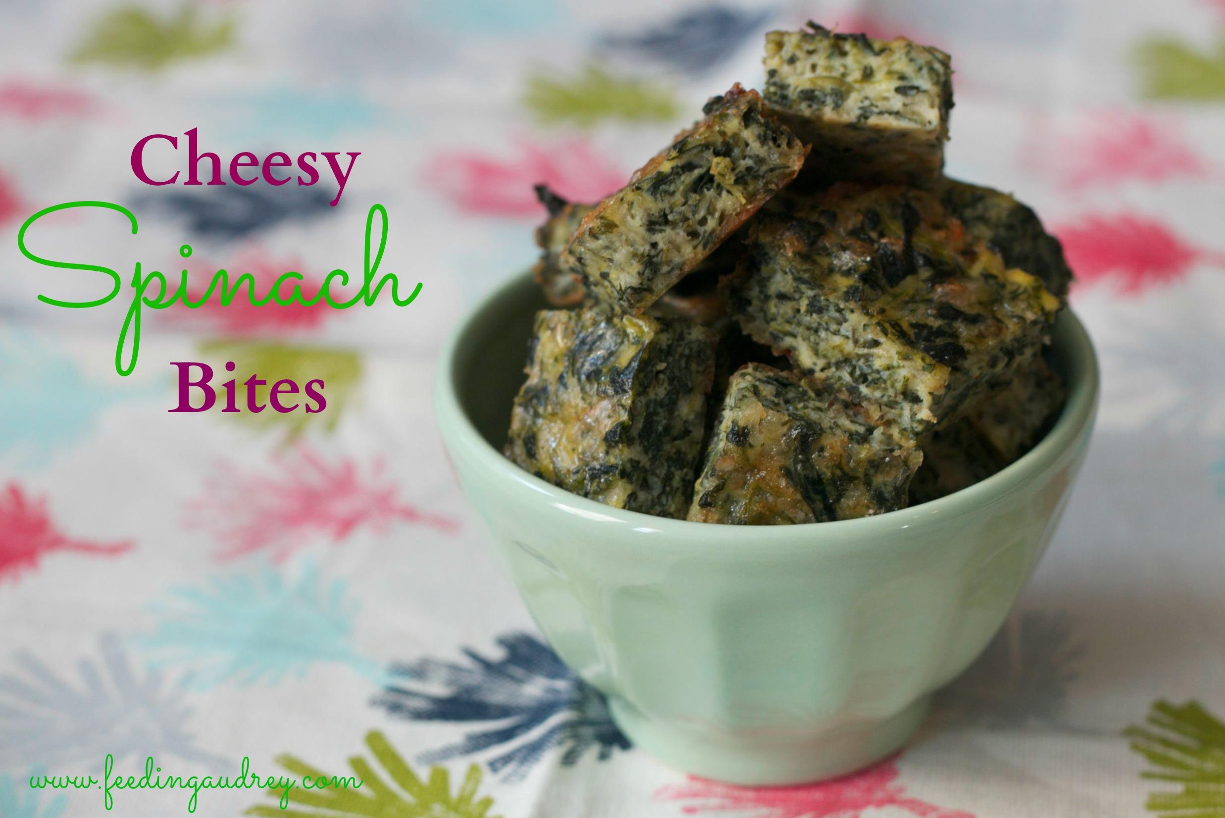Spinach Bites 3