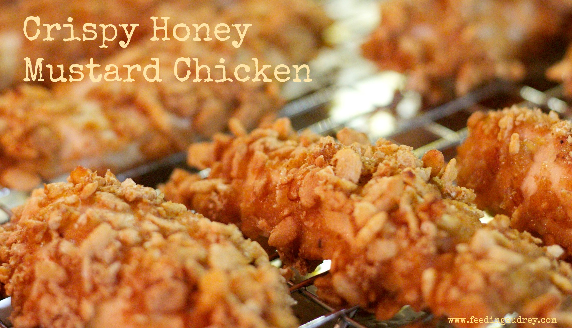 how to make honey chicken batter