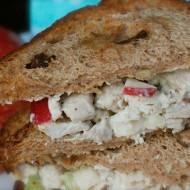 Waldorf Chicken Salad Sandwich