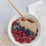 Berry Oatmeal Goodness